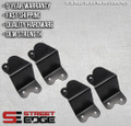 "Street Edge 97-04 Dodge Dakota 4"" Rear Hanger Kit"