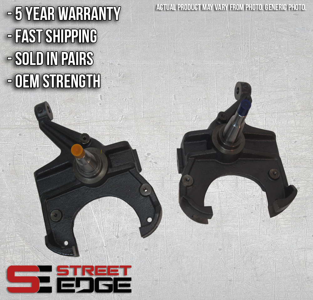 chevy c10 drop spindles