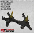 """Street Edge 92-99 Chevy Suburban 2WD 2"""" Drop Spindle"""
