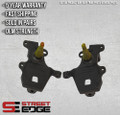 """Street Edge 97-02 Ford Expedition/Lincoln Navigator 2WD 2"""" Drop Spindle Set"""