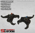 "Street Edge 85-02 Chevy Astro/GMC Safari 2WD 2"" Drop Spindle Set"