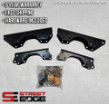 82-04 Chevy S10/GMC S-15,Sonoma 2WD C-Notch