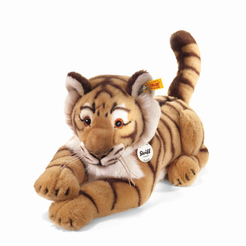 Stuffed Animals Tiger 'Radjah'|Steiff EAN 064463