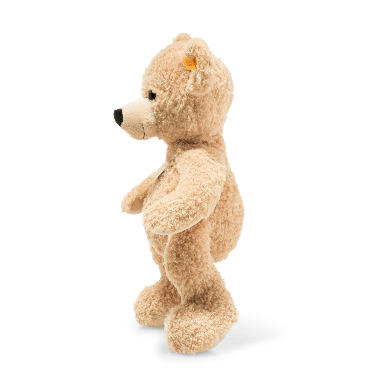 "Grey Steiff Fynn Teddy Bear 16/"""