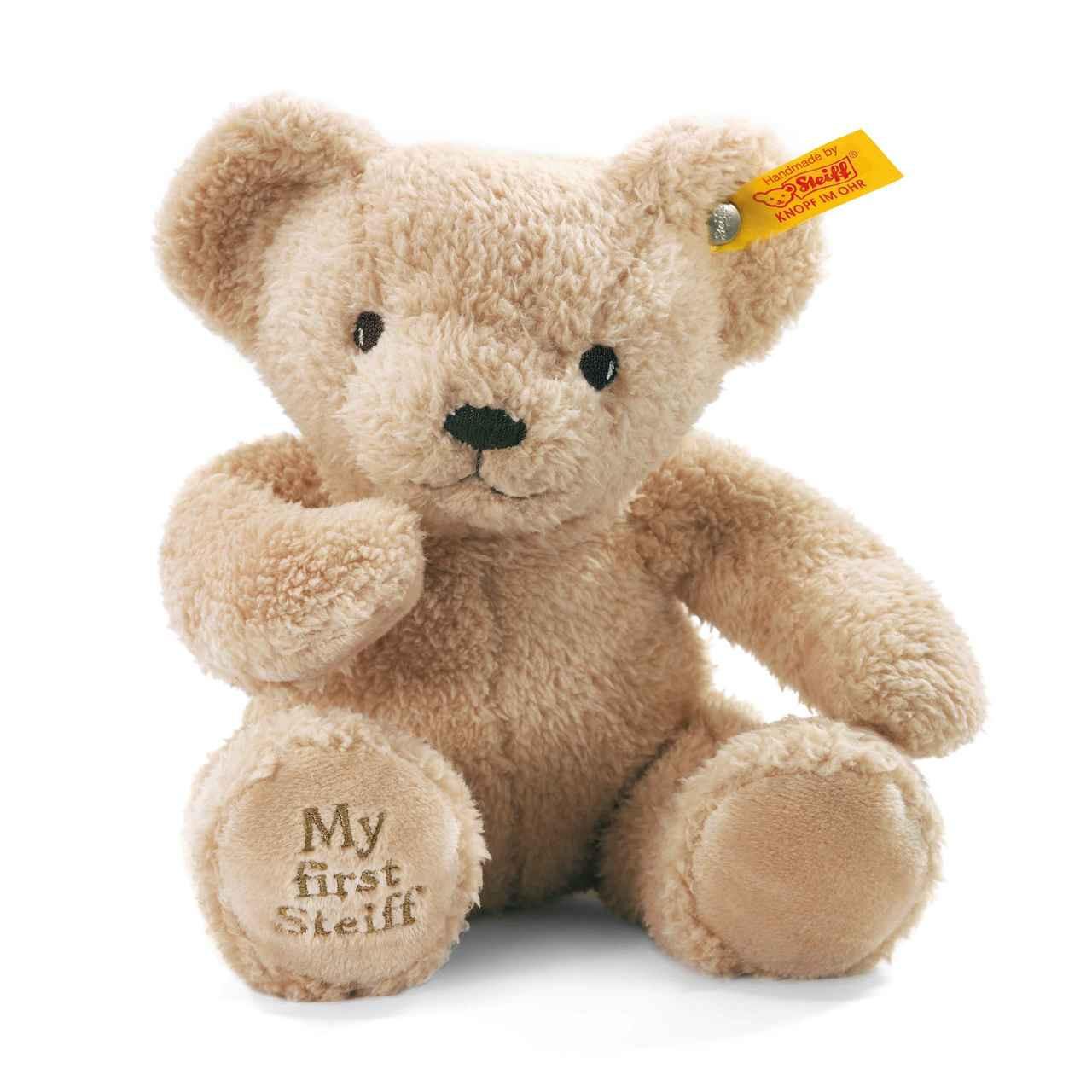 48e72c10cf1 My First Steiff Teddy Bear