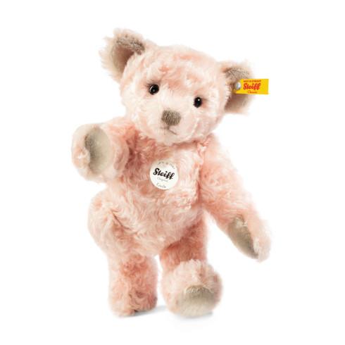 Linda Classic Mohair Teddy Bear, pink EAN 000331