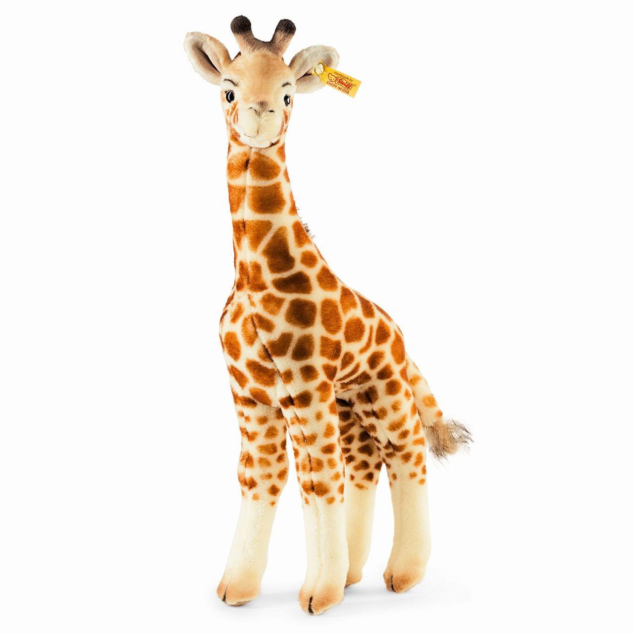 Stuffed Animals Giraffe Bendy Steiff Ean 066153