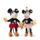 Mickey Mouse and Minnie Mouse EAN 354007 (sold separately)
