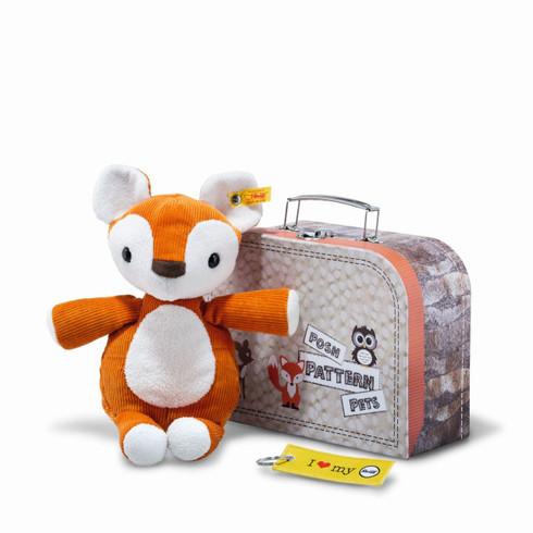 Posh Pattern Pets - Phil Fox In Suitcase EAN 045097