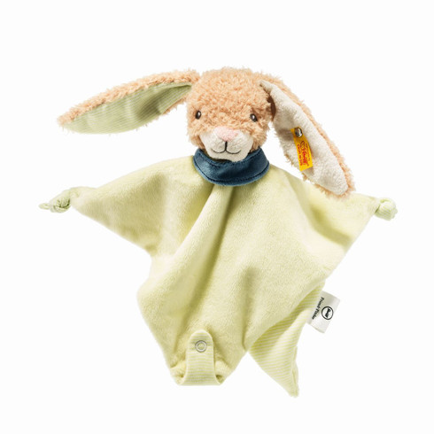 Friend-Finder Rabbit Comforter With Rustling Foil EAN 240348