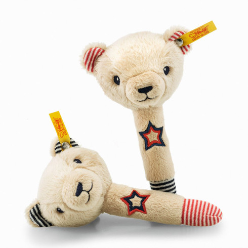 Teddy Bear Band - Niklie Bear Rattle Set EAN 241185