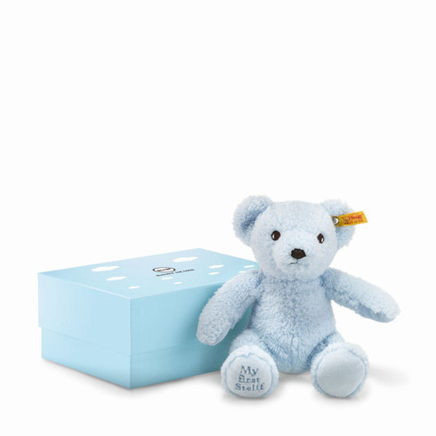 My First Steiff - Teddy Bear In Gift Box EAN 241369