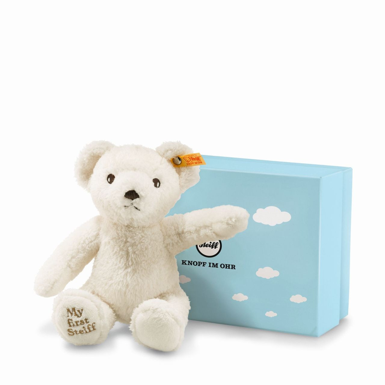 9dcc6ba8da3 My First Steiff in Gift Box
