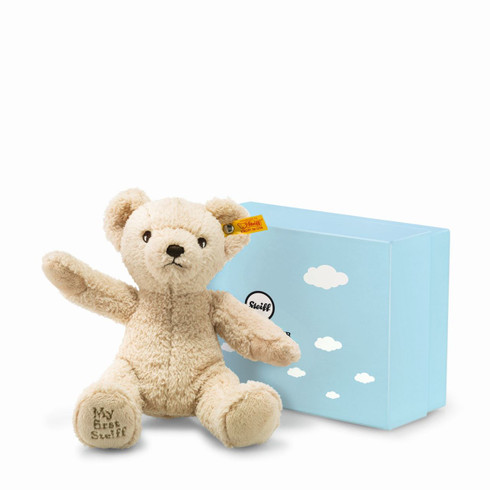 My First Steiff - Teddy Bear In Gift Box EAN 241383