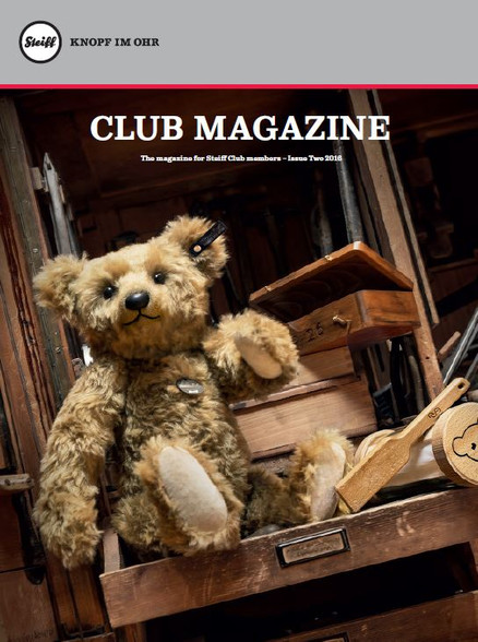 Steiff Club Magazine 2016 Issue 2
