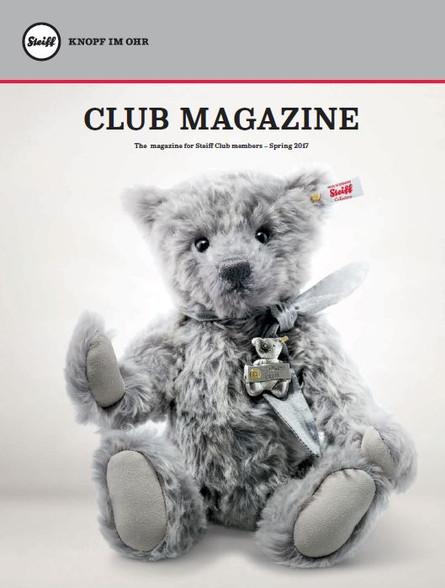 Steiff Club Magazine 2017 Issue 1