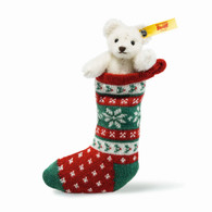 Mini Teddy Bear In Sock EAN 026768