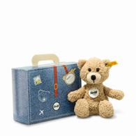 Sunny Teddy Bear In Suitcase EAN 114014