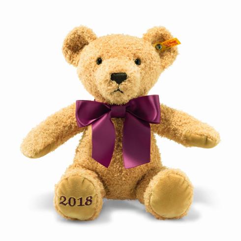 Cosy Year Bear 2018 EAN 113321