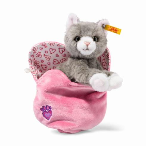 Cindy Cat In Heart Bag EAN 099311