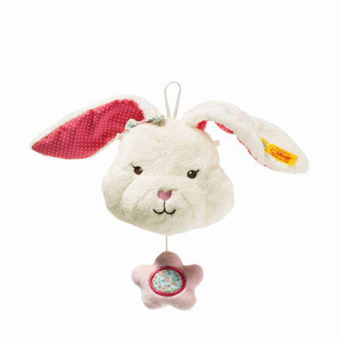 Blossom Babies Rabbit Music Box EAN 241239
