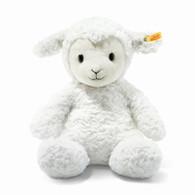 "Steiff Fuzzy Lamb large 15"" EAN 073434"