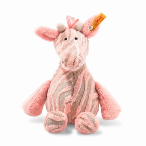 Steiff Giselle Bell Giraffe Soft Cuddly Friends EAN 240393