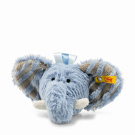 Steiff Earz Elephant Rattle Soft Cuddly Friends EAN 240522