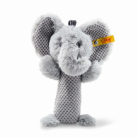 Steiff Ellie Elephant Rattle Soft Cuddly Friends EAN 240768