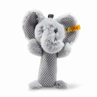 Steiff Ellie Elephant Rattle Soft Cuddly Friends EAN 240768