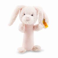 Steiff Belly Rabbit Rattle Soft Cuddly Friends EAN 240805