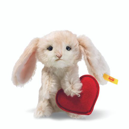 Steiff Rabbit with Heart EAN 033506