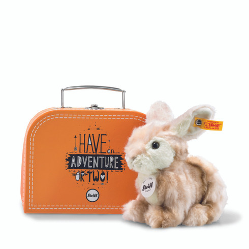 Steiff Melly Rabbit in Suitcase EAN 080449
