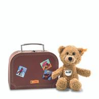 Steiff Sunny Teddy Bear in Suitcase EAN 113390