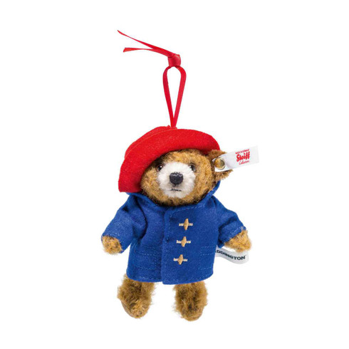 Paddington Teddy Bear Ornament EAN 690396