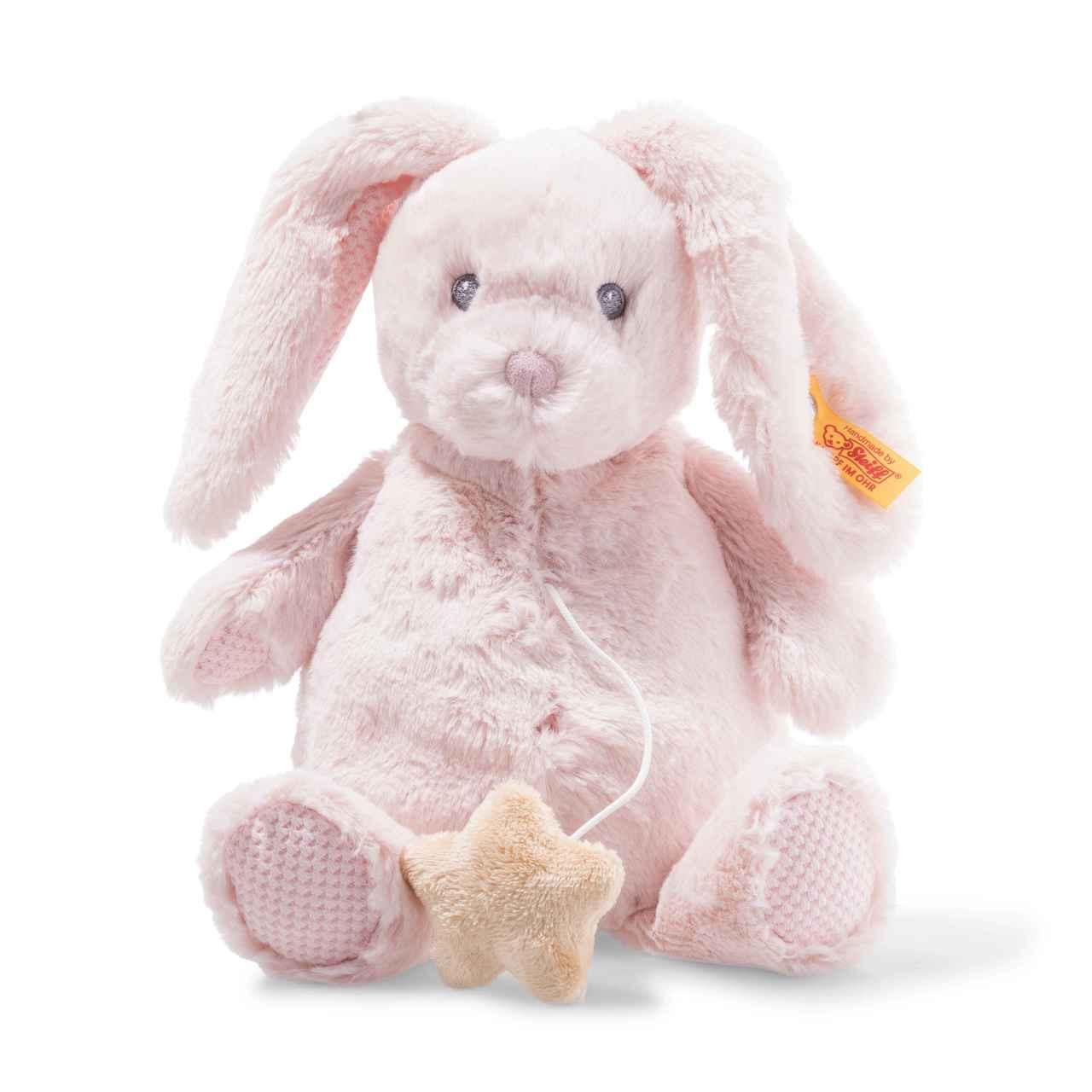 Belle Bunny Music Box Steiff Online Shop Usa