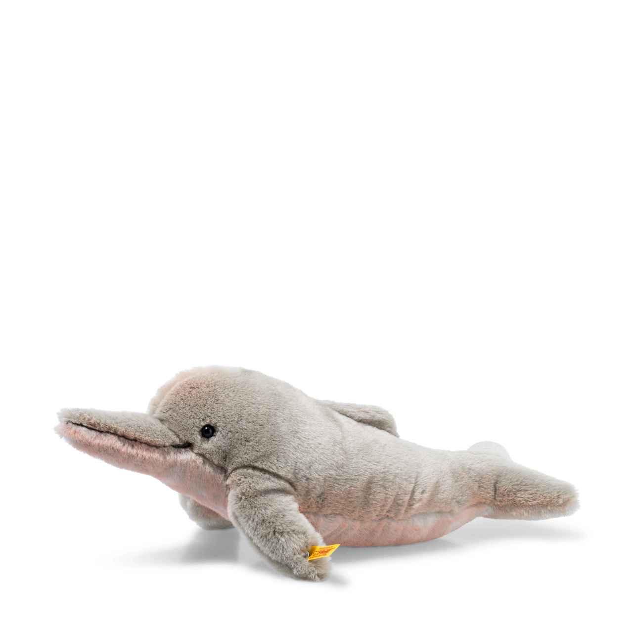 Stuffed Animals Protect Me Amazi Amazon River Dolphin Steiff