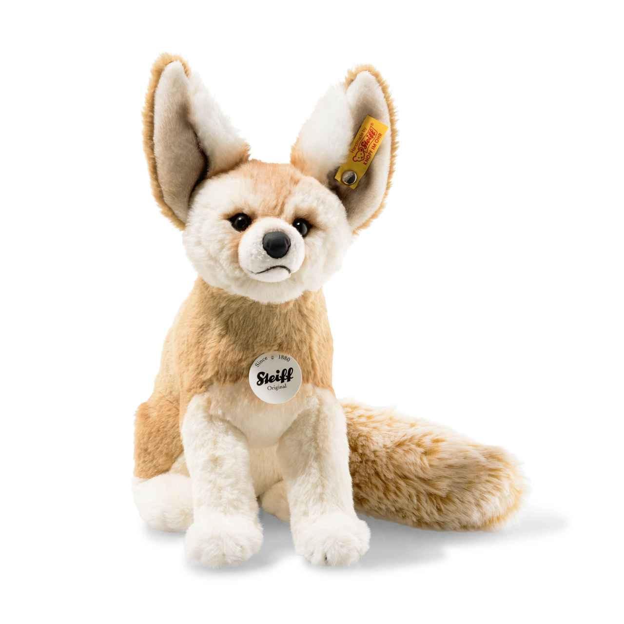 Stuffed Animals Foxy Fennec Fox Steiff Ean 057090