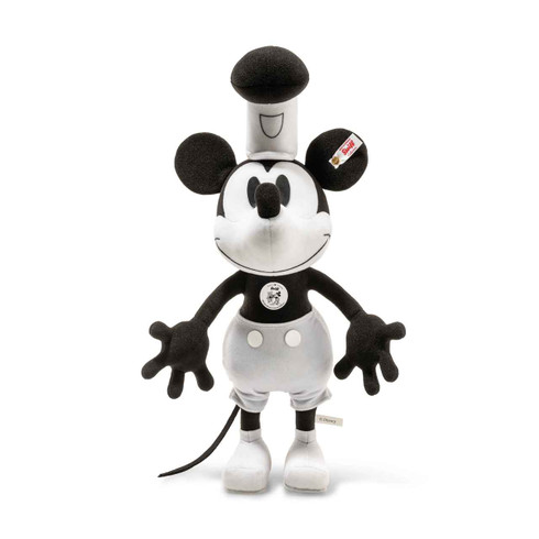 Steamboat Willie- Mickey Mouse 90th Birthday Limited Edition EAN 354458
