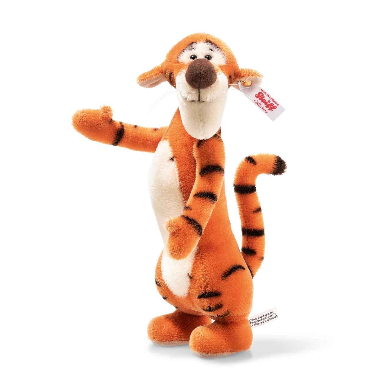 003854469600e Disney Miniature Tigger - Steiff USA - EAN 683664