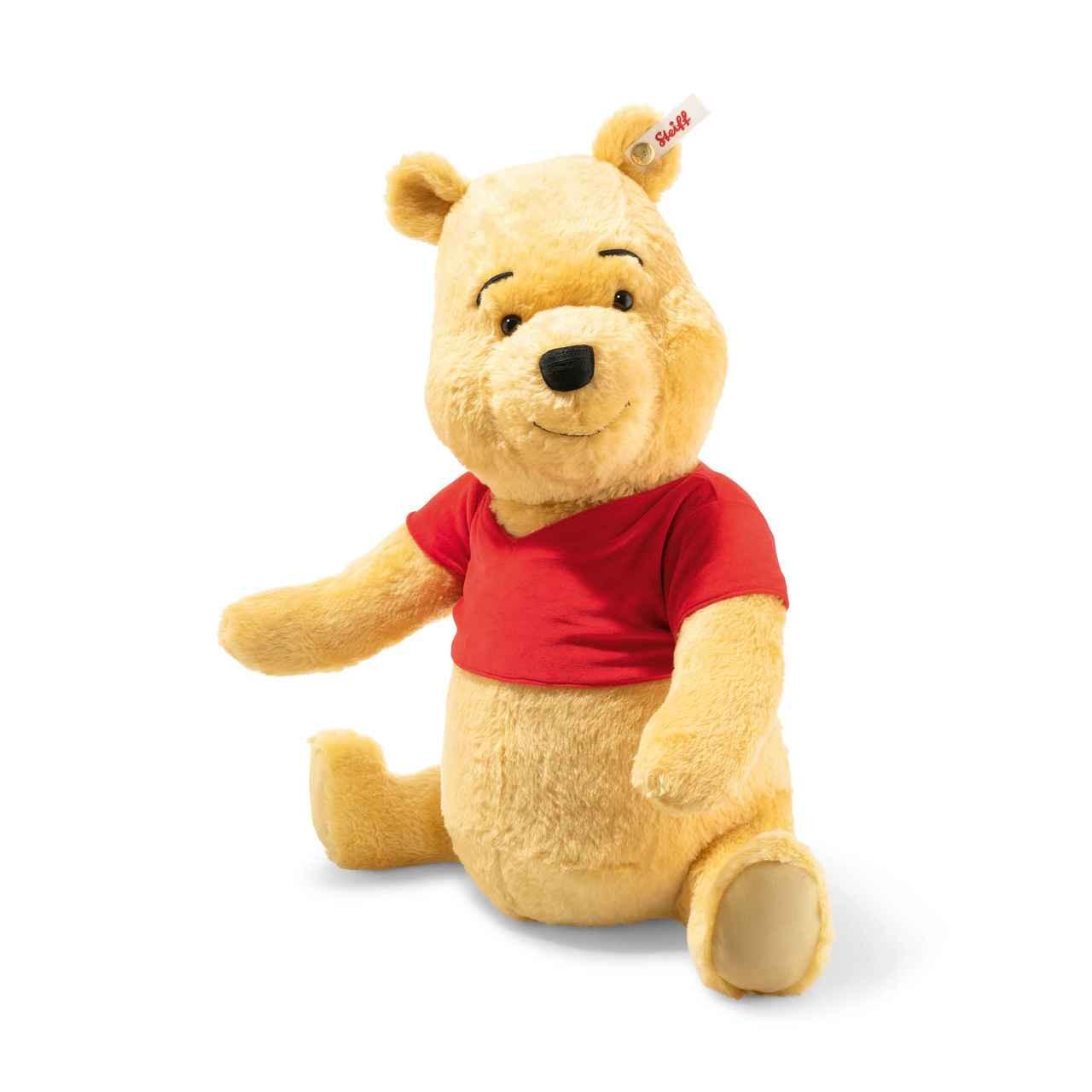 bd19282f1bb2 Giant Winnie the Pooh EAN 690600Steiff USA