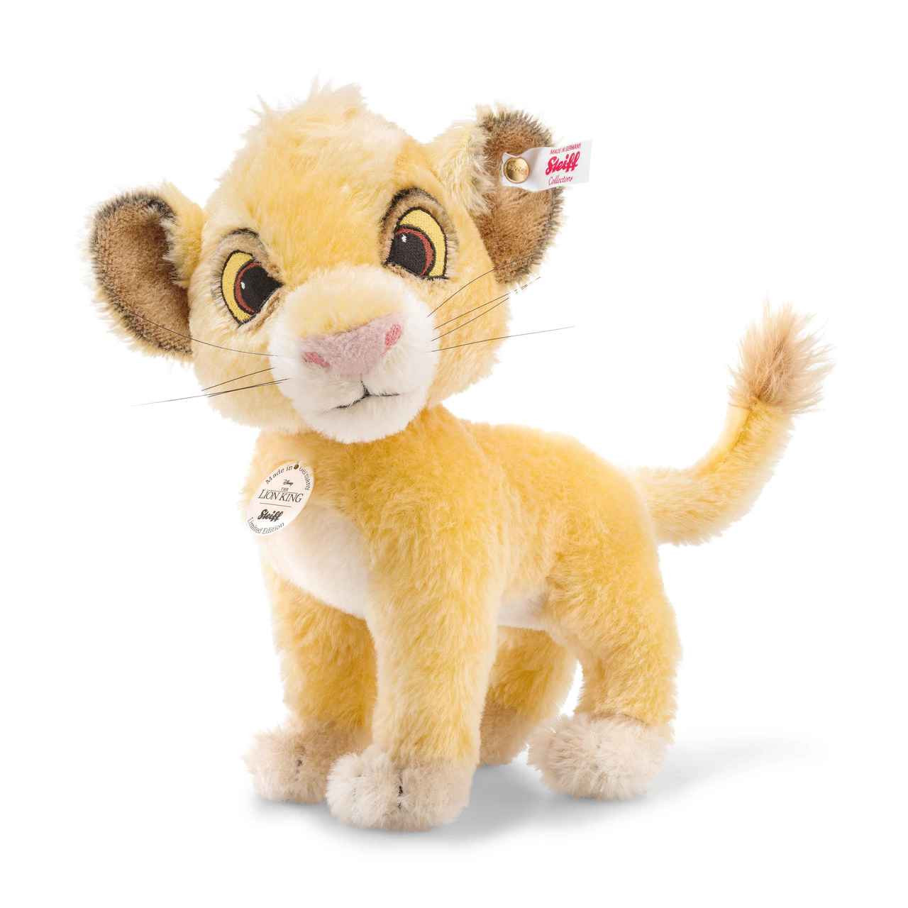 Disney Lion King Simba Steiff Online Shop Usa