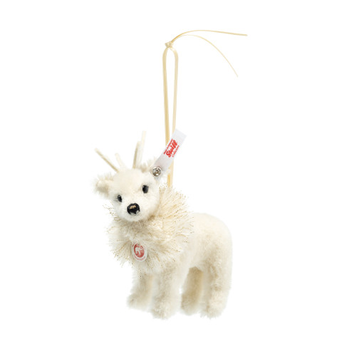 Winter Reindeer Ornament EAN 006234