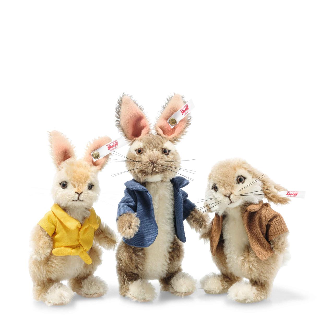 Peter Rabbit 3 Piece Gift Set Steiff Usa