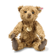 """Hansel"" Vegan Hemp Plush Teddy Bear EAN 006968"