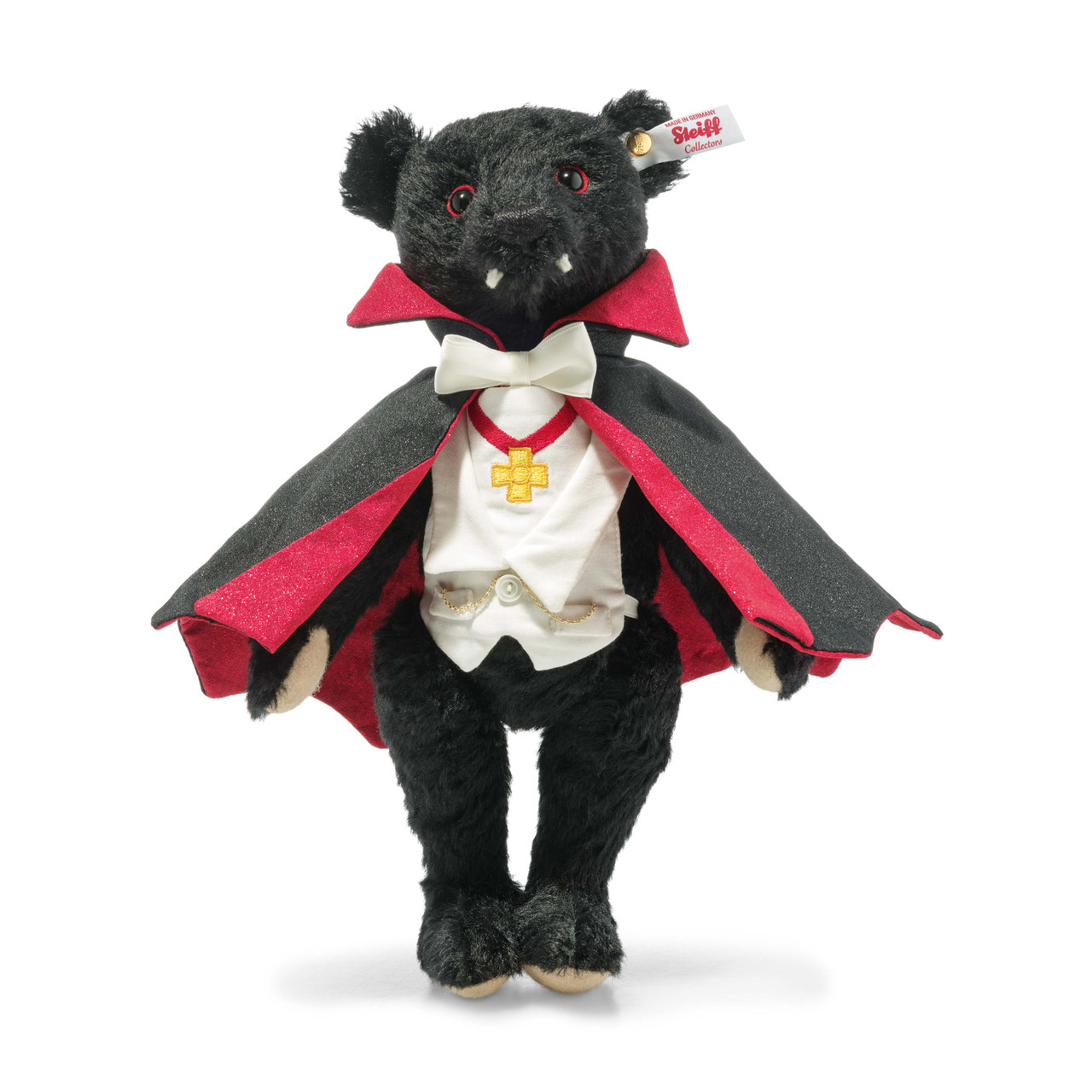 Plush Horse Stuffed Animal, Dracula Limited Edition Teddy Bear Universal Studios Free Shipping Over 50