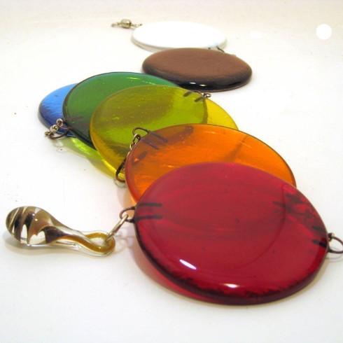 Leah Pellegrini Chakra Circles Mobile