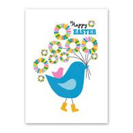 Chicks Easter Card