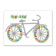 Bike Holiday Cards