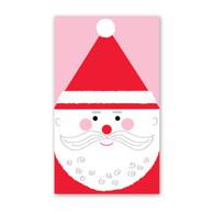 Happy Santa Enclosure Cards